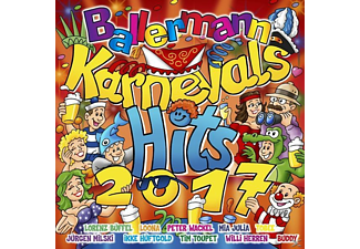 VARIOUS - Ballermann Karnevals Hits 2017 - (CD)