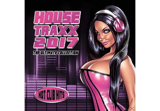 VARIOUS - House Traxx 2017 - (CD)