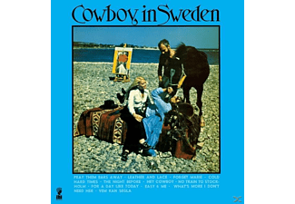 Lee Hazlewood - Cowboy In Sweden - (Vinyl)