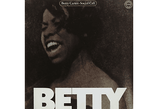 Betty Carter - Social Call - (CD)