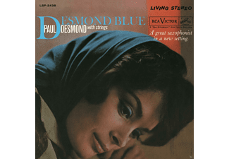Paul Desmond - Desmond Blue - (CD)