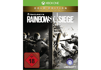 Tom Clancy's Rainbow Six Siege (Gold Edition) - Xbox One
