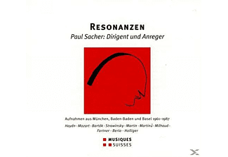 VARIOUS - Resonanzen - (CD)