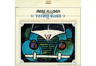 Mose Allison - V-8 Ford Blues - (CD)
