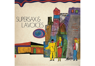 Supersax & L.A. Voices - Supersax & L.A. Voices - (CD)