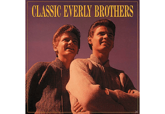 The Everly Brothers - Classic 3-Cd & Book/Buch - (CD)