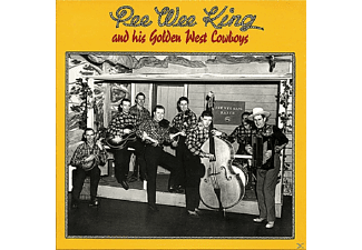 Pee Wee King - Pee Wee King & His Golden West Cowboys - (CD)