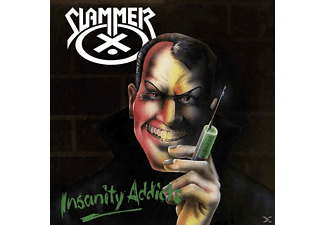 Slammer - Insanity Addicts - (CD)
