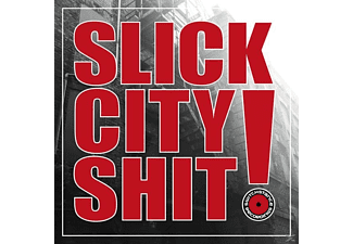 VARIOUS - Slick City Shit!-15 Years Switchstance - (CD)