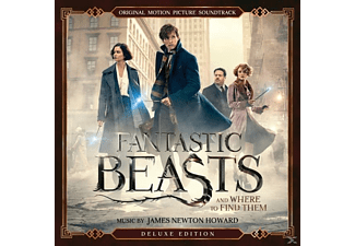 James Newton Howard - Fantastic Beasts and Where to Find Them/OST - (CD)