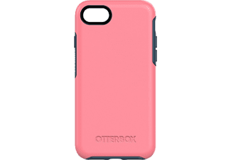 OTTERBOX Symmetry for iPhone 7 Saltwater Taffy Pink - (77-53950)