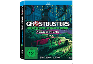 Ghostbusters (2016/Popart Steel Edition 1-3) [Blu-ray]