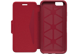 OTTERBOX Symmetry Etui for iPhone 7 Cherry Red - (77-53983)