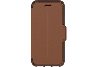 OTTERBOX Strada for iPhone 7 Burnt Saddle Brown - (77-53974)