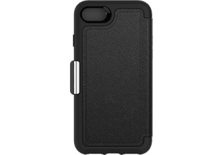 OTTERBOX Strada with Alpha Glass for iPhone 7 Onyx Black - (78-51131)