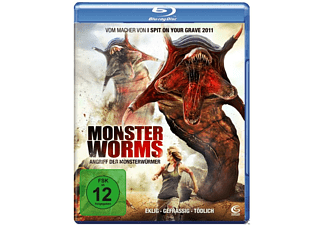 Monster Worms - Angriff der Monsterwürmer - (Blu-ray)