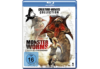 Monster Worms - (Blu-ray)