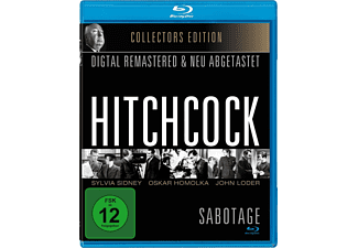 Alfred Hitchcock: Sabotage [Blu-ray]