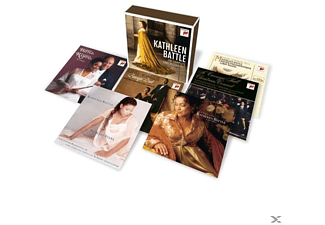 Kathleen Battle - Kathleen Battle-The Complete Sony Recordings - (CD)