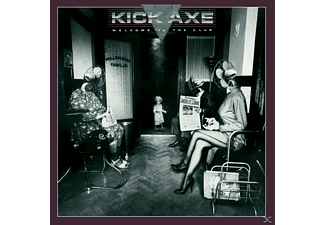 Kick Axe - Welcome To The Club (Lim.Collectors Edition) - (CD)