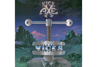Kick Axe - Vices (Lim.Collectors Edition) - (CD)
