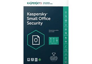 Kaspersky Small Office Security (5 User)