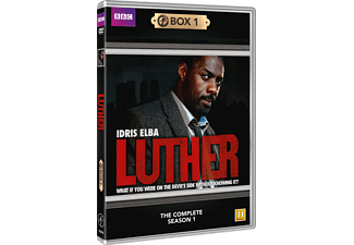 Luther - Box 1 Thriller DVD