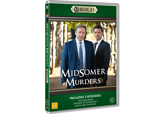 Morden i Midsomer - Box 31 Thriller DVD