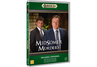 Morden i Midsomer - Box 32 Thriller DVD