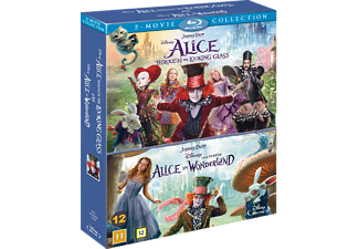 Alice - 2-Movie Collection Äventyr DVD