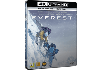 Everest Äventyr 4K Ultra HD Blu-ray