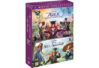 Alice - 2-Movie Collection Äventyr Blu-ray