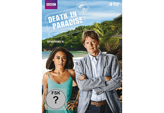 Death In Paradise Staffel 5 - (DVD)