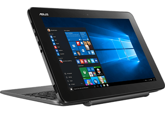 ASUS Convertible Transformer Book T101HA-GR029T, grau (90NB0BK1-M02340)