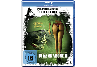 Piranhaconda [Blu-ray]