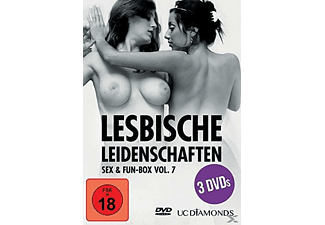 Lesbische Leidenschaften-Sex & Fun-Box Vol.7 - (DVD)