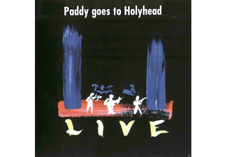 Paddy Goes To Holyhead - Live - (CD)