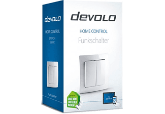 DEVOLO Home Control Wall Switch - (9808)