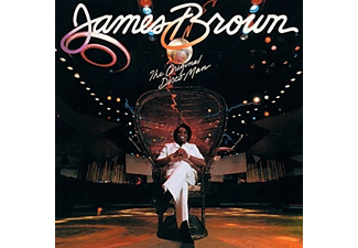 James Brown - The Original Disco Man (CD)