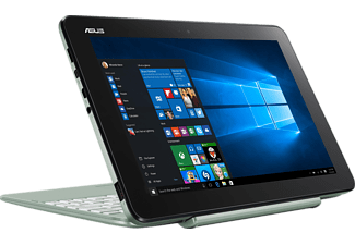 ASUS Convertible Transformer Book T101HA-GR031T, mint grün (90NB0BK2-M02860)