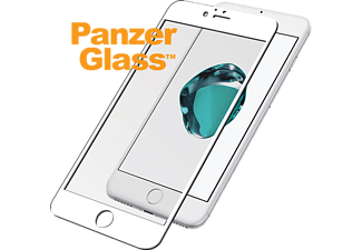 PANZERGLASS Premium iPhone 7 Wit