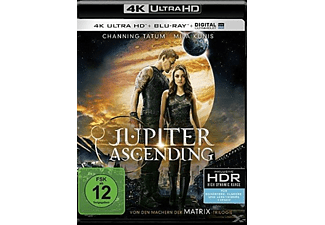 Jupiter Ascending [4K Ultra HD Blu-ray + Blu-ray]