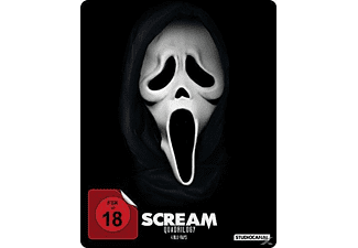 SCREAM QUADRILOGY (UNCUT STEEL EDITION ) - (Blu-ray)