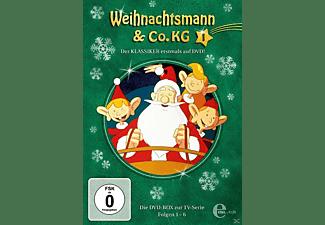 001 weihnachtsmann co kg box dvd kaufen saturn. Black Bedroom Furniture Sets. Home Design Ideas