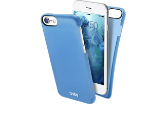 SBS MOBILE Cover ColorFeel iPhone 7 - Blå