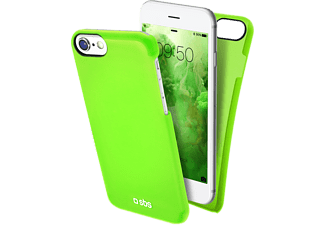 SBS MOBILE Cover ColorFeel iPhone 7 - Grön