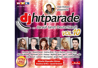 VARIOUS - DJ Hitparade Vol.10 [CD]