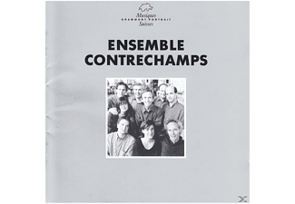 VARIOUS - Ensemble Contrechamps - (CD)