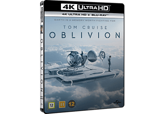 Oblivion Action 4K Ultra HD Blu-ray + Blu-ray