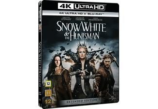 Snow White and the Huntsman Äventyr 4K Ultra HD Blu-ray + Blu-ray